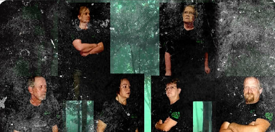 Lee DuCote and Alicia DuCote go with Northeast Texas Paranormal Society on a ghost investigation on the streaming tv show Adventure and Romance.