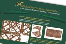 Catálogo de luxo inglês-espanhol para a DD+T