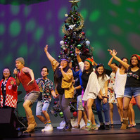 Jay Becerra Actor - Little tokyo Christmas