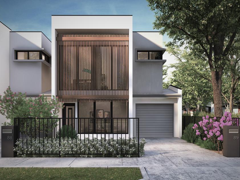 Terrace Housing, Greenbank