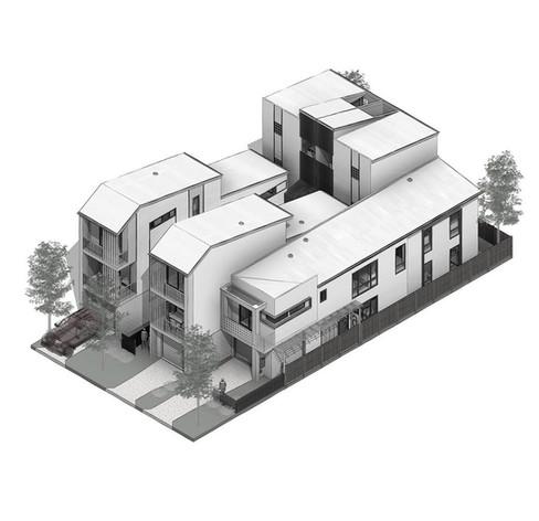 Australia's Smallest Freehold Homes, Gold Coast