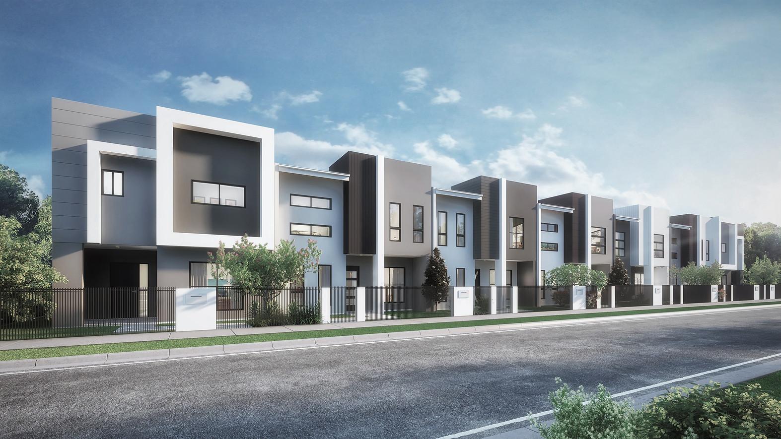 Terrace Housing Sunshine Coast