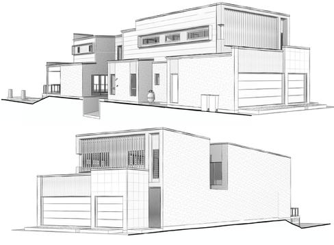 Custom Laneway Bespoke Build, Coomera Waters