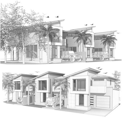 Micro Housing, Monterea, Ripley
