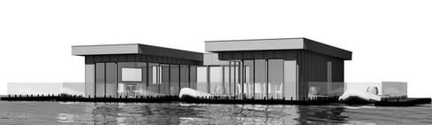 Brig Intelligent Boats Floating Office, Marina Mirage