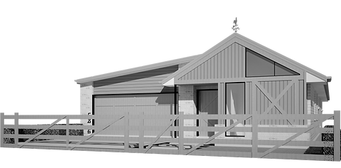 Barn Small Lot Design