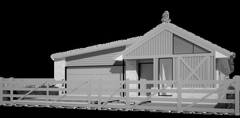 Barn Small Lot Design
