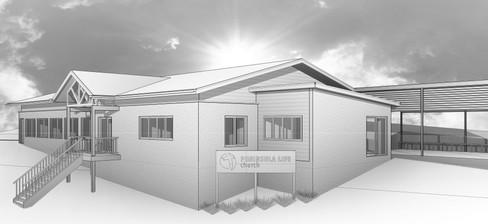 Peninsula Life Church Masterplans, Clondarf