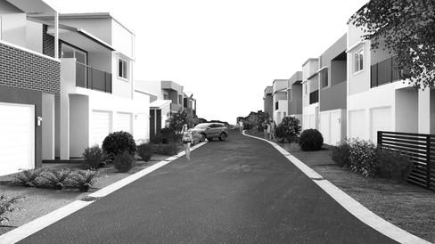 Townhome Development, Teviot Road, Greenbank
