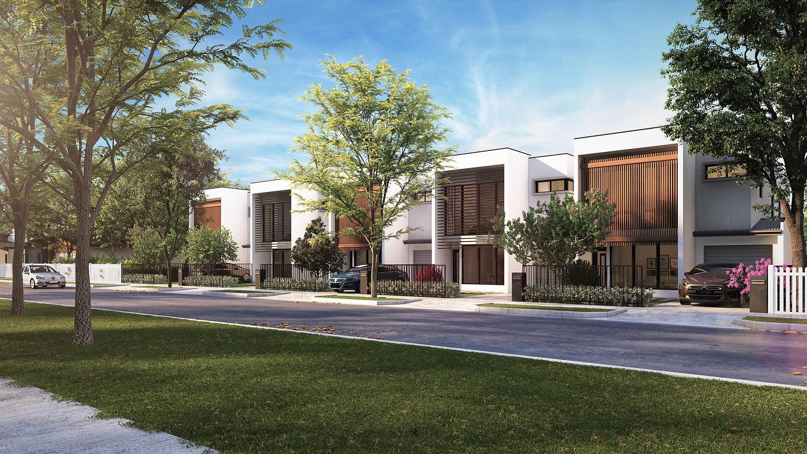 Terrace Housing Greenbank