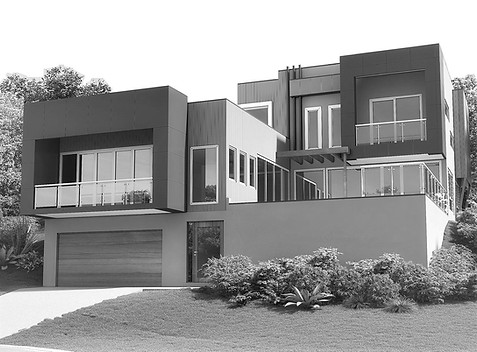 Custom Hillside Luxury Residence, Townsville