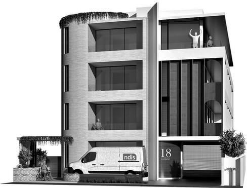 Disability Apartment Complex, Gold Coast