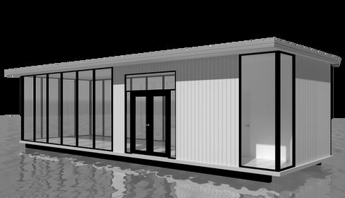 Floating Office, Marina Mirage, Gold Coast