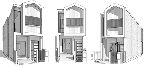4m wide - Micro Homes, Carseldine