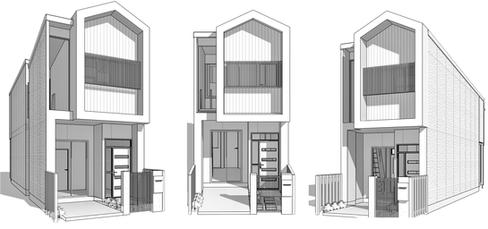 4m wide - Micro Homes, Carseldine