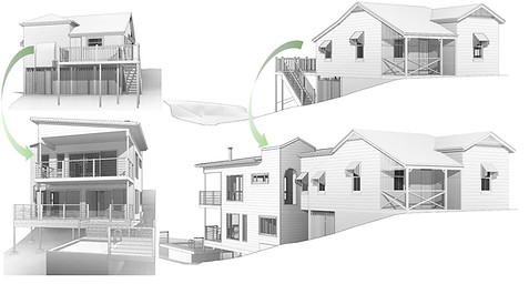 Build Under & Extension, Red Hill