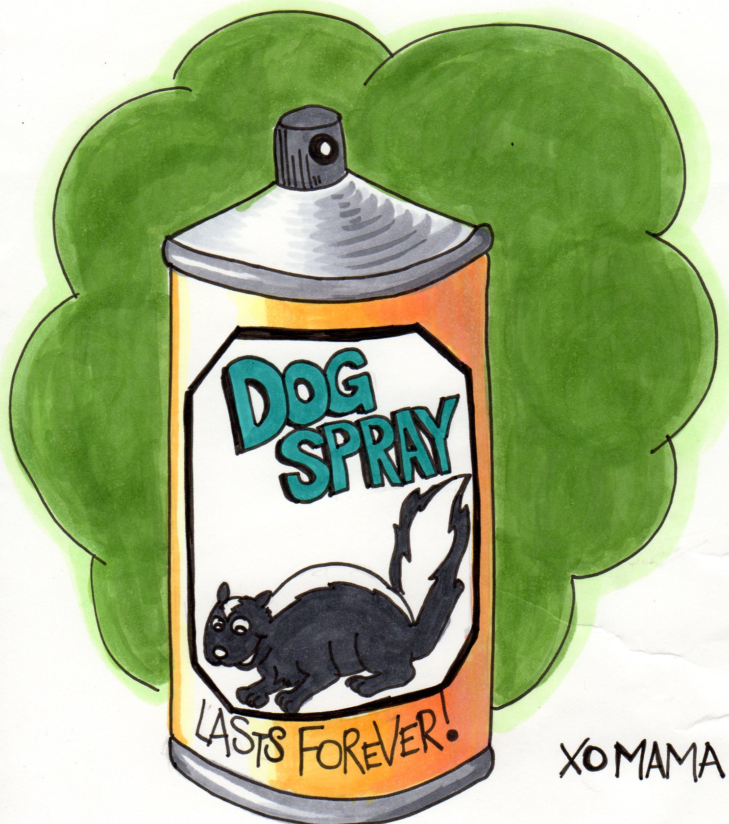 Skunk Spray
