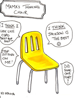 The Thinking Chair