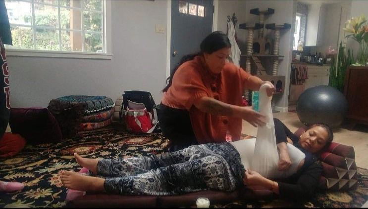 Fajar ( Belly Binding)