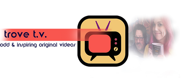 fun and exciting art video channel button