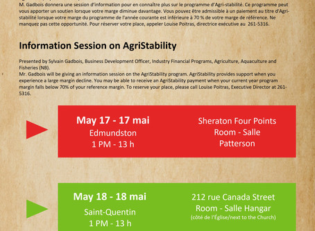 AgriStability Information Session