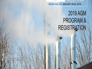 AGM 2019 - Revised Program