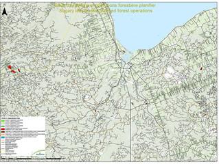 Harvesting - Operation Plans 2020-21 for                        Bathurst