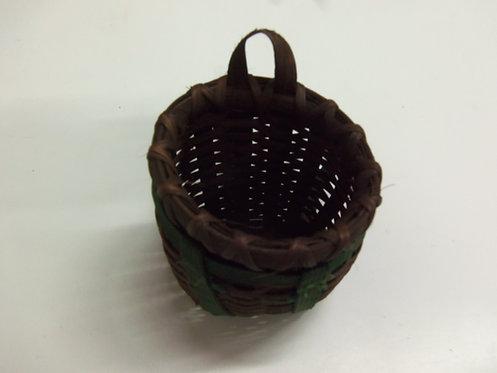 Miniature Trapper's Packbasket