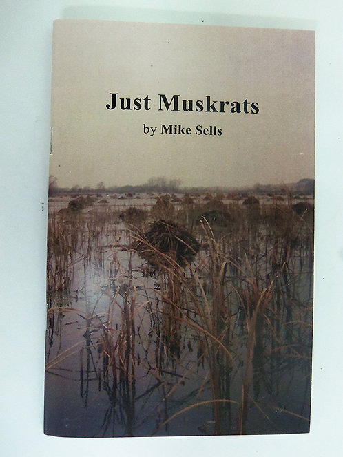 Just Muskrats by Sells