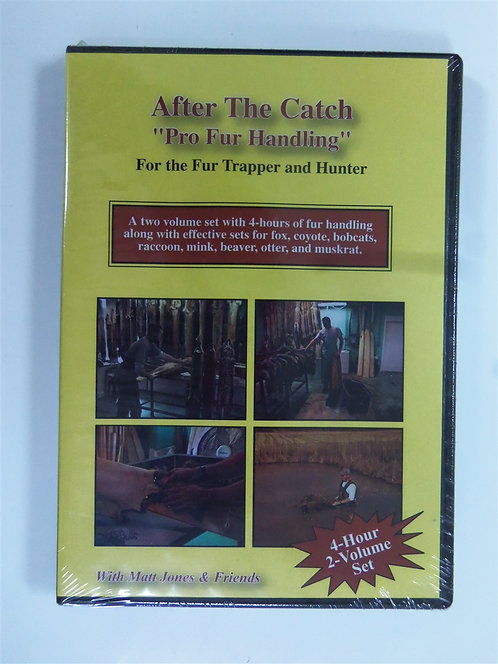After the Catch by Jones (DVD)