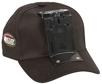 Nite Lite® Soft Cap with Headlamp Bracket