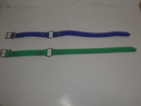 "1"" Day Glo Ring N Center Collar 13""-18"""