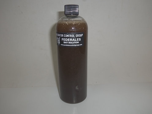 PCG Federales Bait Solution