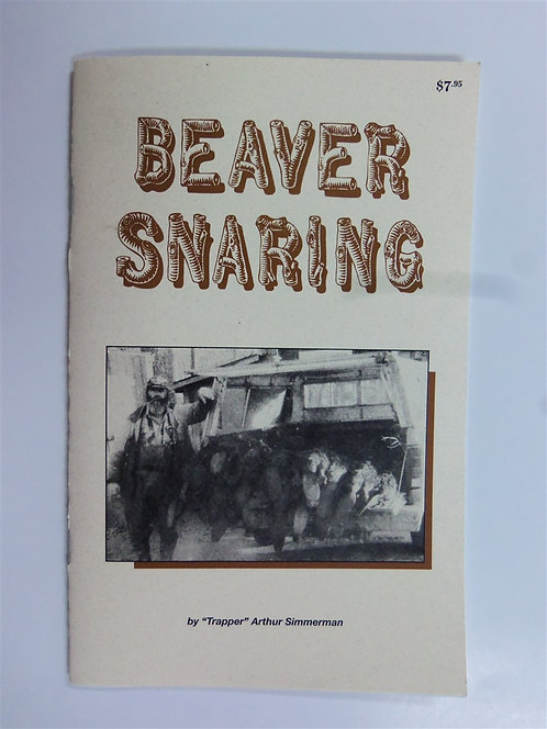 Beaver Snaring by Simmerman