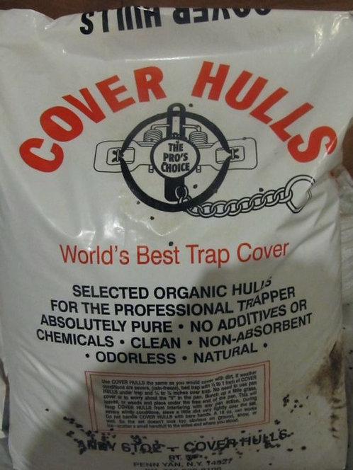 Andy Stoe's Buckwheat Cover Hulls