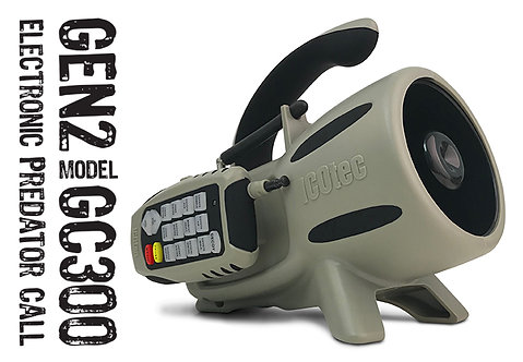 ICOtec GC300 Electronic Game Call GEN2