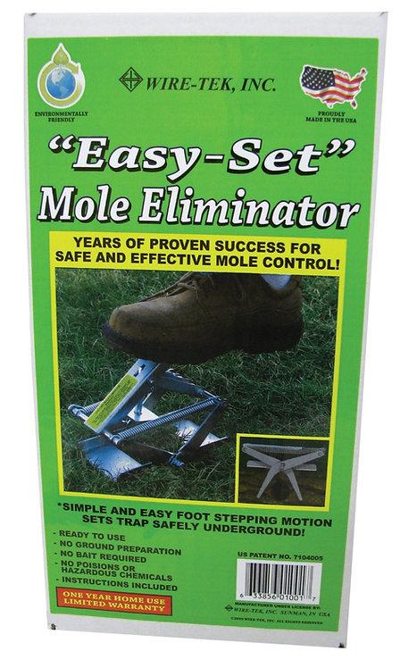Wire Tek® Easy Set Mole Eliminator