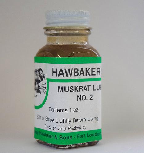 Muskrat No. 2