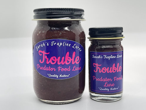 Sarah's Trouble - Predator Food Lure