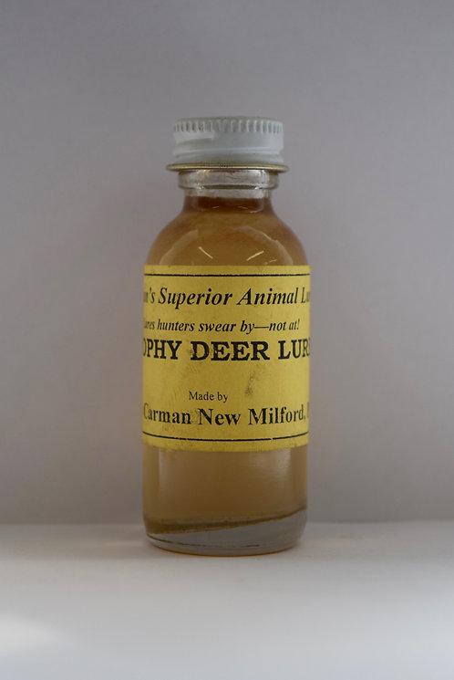 Trophy Deer Lure by Carman