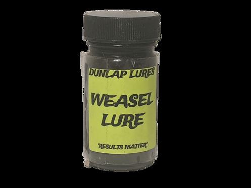 Dunlap's Weasel Lure 1 oz