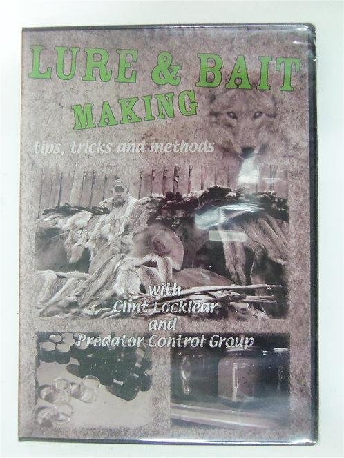 Lure & Bait Making by Clint Locklear (DVD)