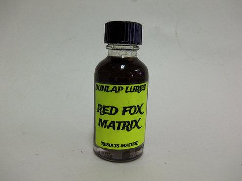 Dunlap's Red Fox Matrix Lure