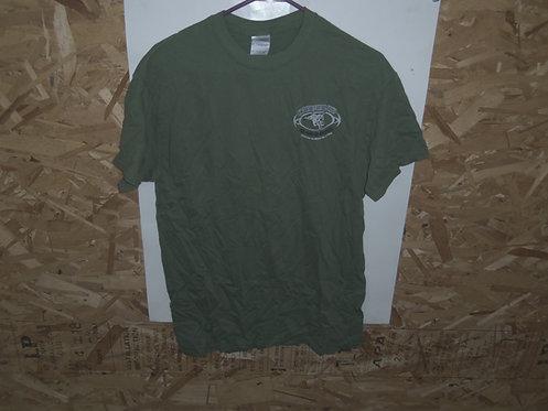 Predator Control Group T Shirt Green