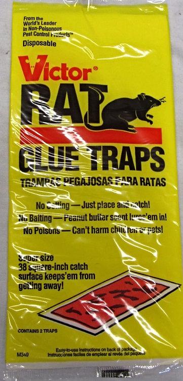 Victor® Glue Rat Trap (2pk)