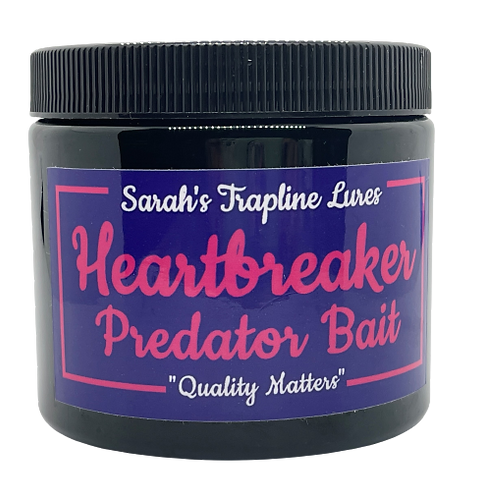 Sarah's Heartbreaker - Predator Bait