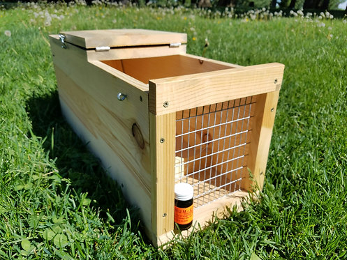 Wooden Rabbit Trap