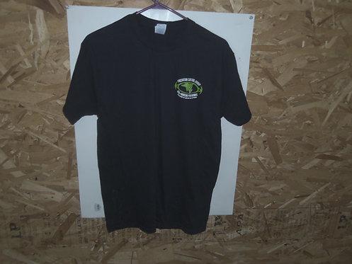 Predator Control Group T Shirt Black
