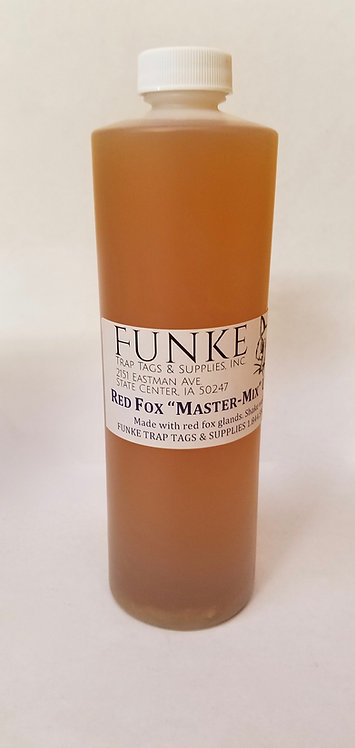 "Funke's ""Master Mix"" Urines"