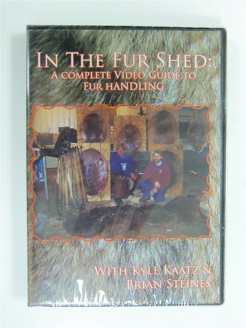 In the Fur Shed by Kaatz (DVD)